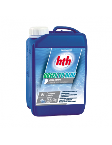 Green to blue hth - Produit piscine hth ...